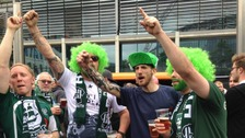 Pilgrims at Wembley: Plymouth's promotion playoff