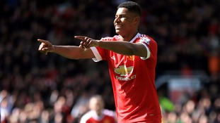 Marcus Rashford signs new contract with Man United
