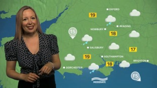 Philippa has Tuesday's weather for the west