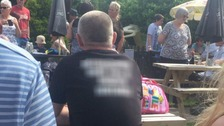 Man arrested over offensive Hillsborough T-shirt