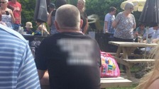 Police arrest man over offensive Hillsborough T-shirt