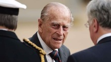 Prince Philip to miss memorial on medical grounds