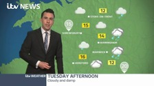The West Midlands weather forecast
