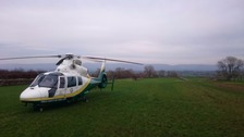 Man airlifted after Cat Bells summit fall
