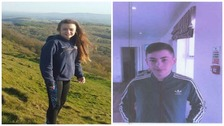 Police search for missing teenagers