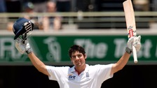 Alastair Cook makes history with 10,000 Test runs