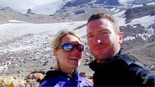 Husband's guilt over his wife's death on Everest