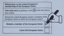 EU vote leaflets scrapped over claim they promote Remain
