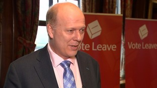 Grayling: Brussels will 'start setting rules for NHS'