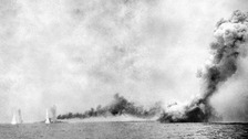 World War One Battle of Jutland centenary marked