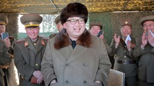 North Korea ballistic missile launch 'appears to fail'