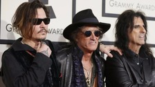 Boycott calls for Johnny Depp's supergroup gig
