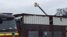 Bramley fire: Decision to demolish derelict building delayed