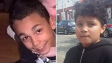Families 'frantic with worry' after boys aged nine and 11 go missing