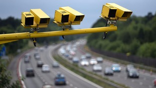 Average speed cameras monitoring drivers on 250 miles of UK roads