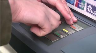 bank machine