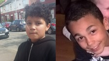 Police search for two missing young boys from Manchester