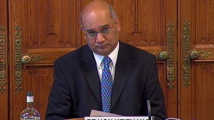 Keith Vaz says the £500,000 is legitimate