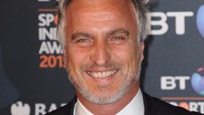 David Ginola back home after health issues