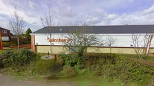 Sainsbury's on Bacton Road in North Walsham.