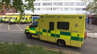 Chief executive leaves following delayed ambulances scandal