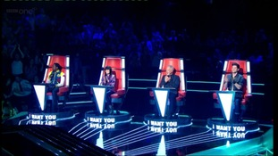 judges on The Voice