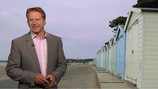 Simon has the ITV Meridian weather