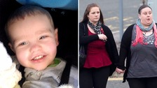 Liam Fee: Mother and partner guilty of toddler's murder