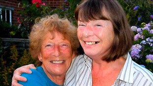 Patricia Wilson, seen here on the right, vanished from her hamlet near the village of Vabre-Tizac in August 2012