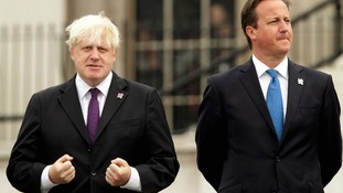 Boris Johnson, David Cameron