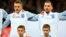 Vardy makes it to Euros squad, Drinkwater 'disappointed'