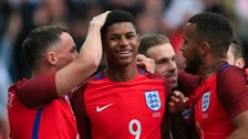 Rashford in England squad for Euros