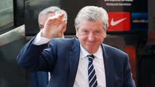 Roy Hodgson names 23-man England Euros squad