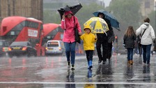 There is more rain on the way, according to forecasters