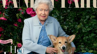 Queen to feature as cover girl for Vanity Fair