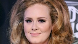 Singer Adele.