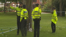 Man remains in hospital following shooting in Reading
