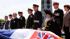 Plymouth remembers the Battle of Jutland
