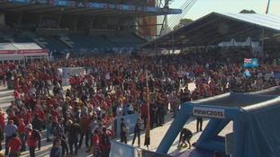 Hundreds sign petition calling for Euro fanzone