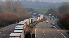 Operation Stack: Transport Committee questions £250m lorry park