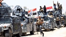 'Human catastrophe' unfolding in Fallujah, aid agency warns