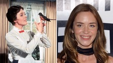 Emily Blunt to star as Mary Poppins in Disney sequel