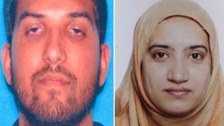 San Bernardino couple's £190,000 life insurance targeted