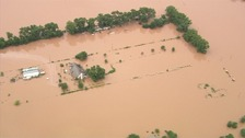 At least eight people in Texas have died because of the flooding