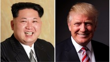 North Korea media backs 'wise politician' Trump for President