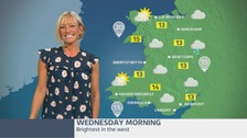 Wales Weather: West will be best today!