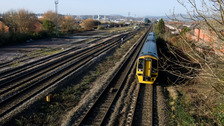 Six weekends of disruption for rail passengers