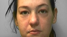 Woman wanted on recall to prison