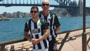 Plymouth Argyle 'superfan' returns to Australia