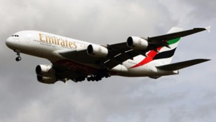 16-year-old boy found in hold of Emirates flight to Dubai